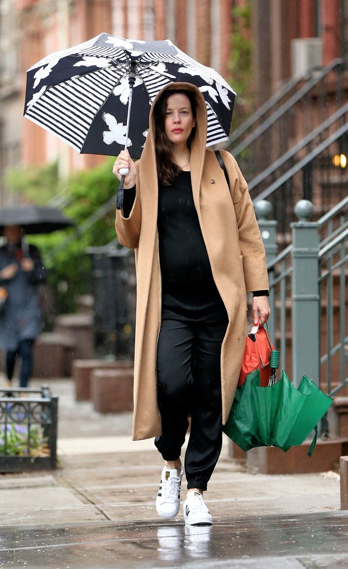 Liv Tyler, April 2016