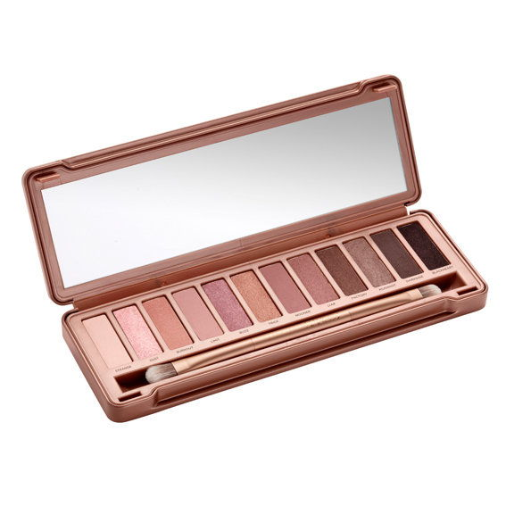 ในเมือง Decay Naked 3 Eyeshadow Palette