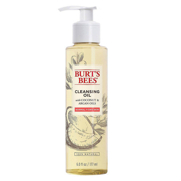เบิร์ท's Bees Cleansing Oil with Coconut & Argan Oil