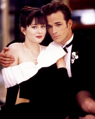Shannen Doherty - Beverly Hills 90210 - Iconic Prom Dresses