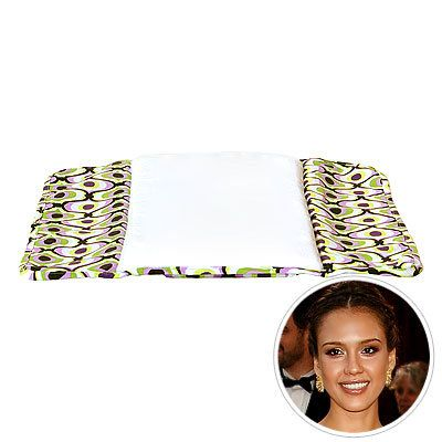 आह Goo baby pad, Jessica alba, changing pad, baby products