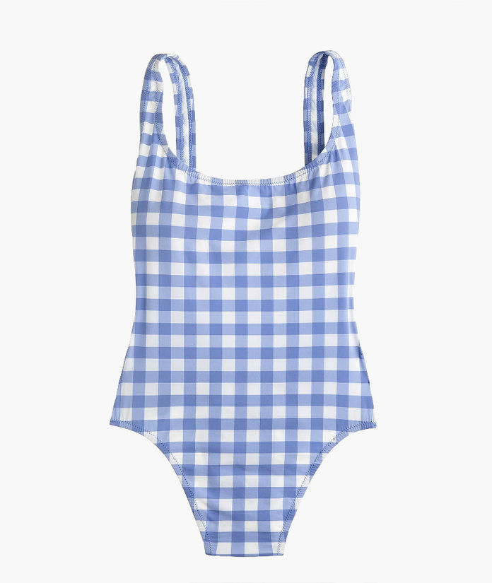 छाता SCOOPBACK ONE-PIECE SWIMSUIT