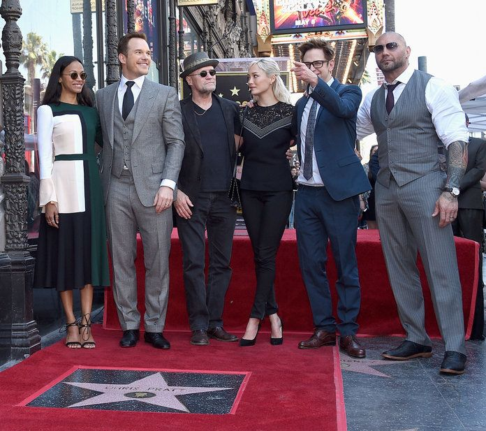 คริส Pratt Hollywood Walk of Fame - 4