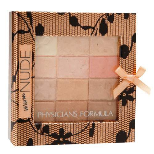 चिकित्सकों Formula Shimmer Strips All-in-1 Custom Nude Palette for Face & Eyes in Warm