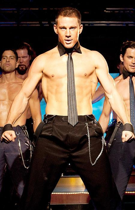 चैनिंग Tatum, Magic Mike