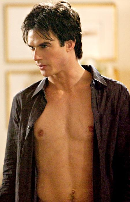 इयान Somerhalder, The Vampire Diaries