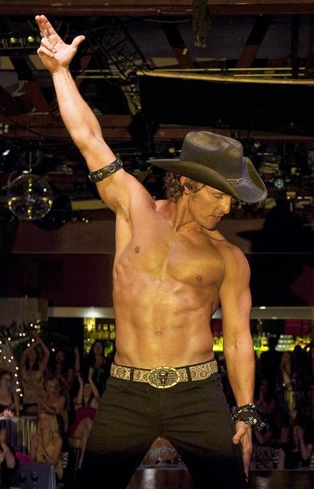 मैथ्यू McCONAUGHEY, Magic Mike