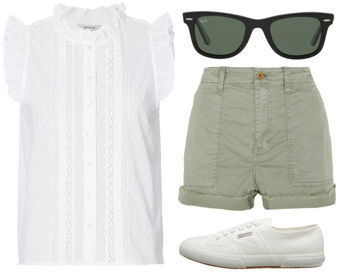 easy-breezy weekend ensemble
