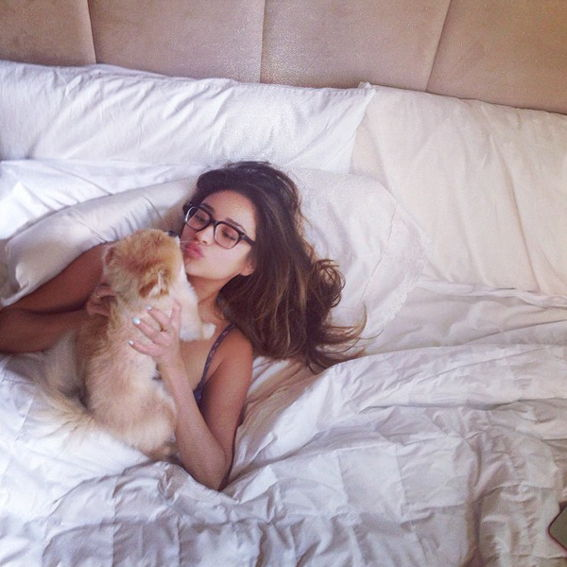 Instragram foxy and shay mitchell