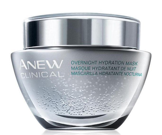 เอวอน Anew Clinical Overnight Hydration Mask