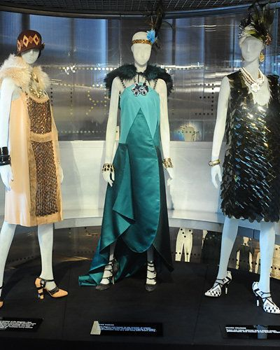 Great Gatsby Prada Costumes