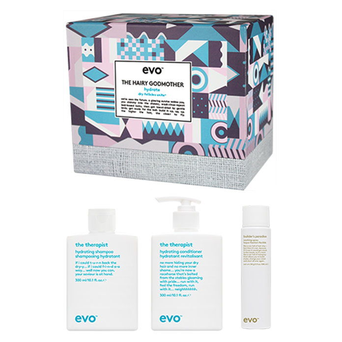 Evo The Hairy Godmother Hydrate Set