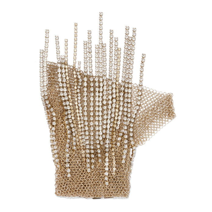 ทอง Tone Crystal glove