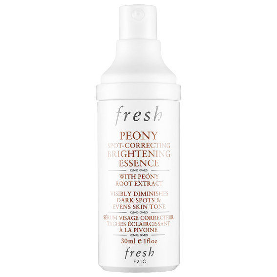 สด Peony Spot Correcting Brightening Essence