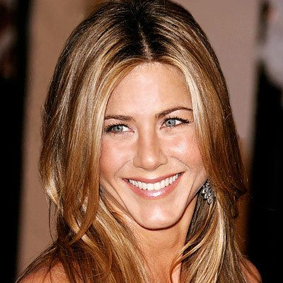 เจนนิเฟอร์ Aniston, Best Hair Color in Hollywood