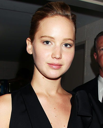 เสริม Your Arches - Bare-Faced Beauty - Jennifer Lawrence