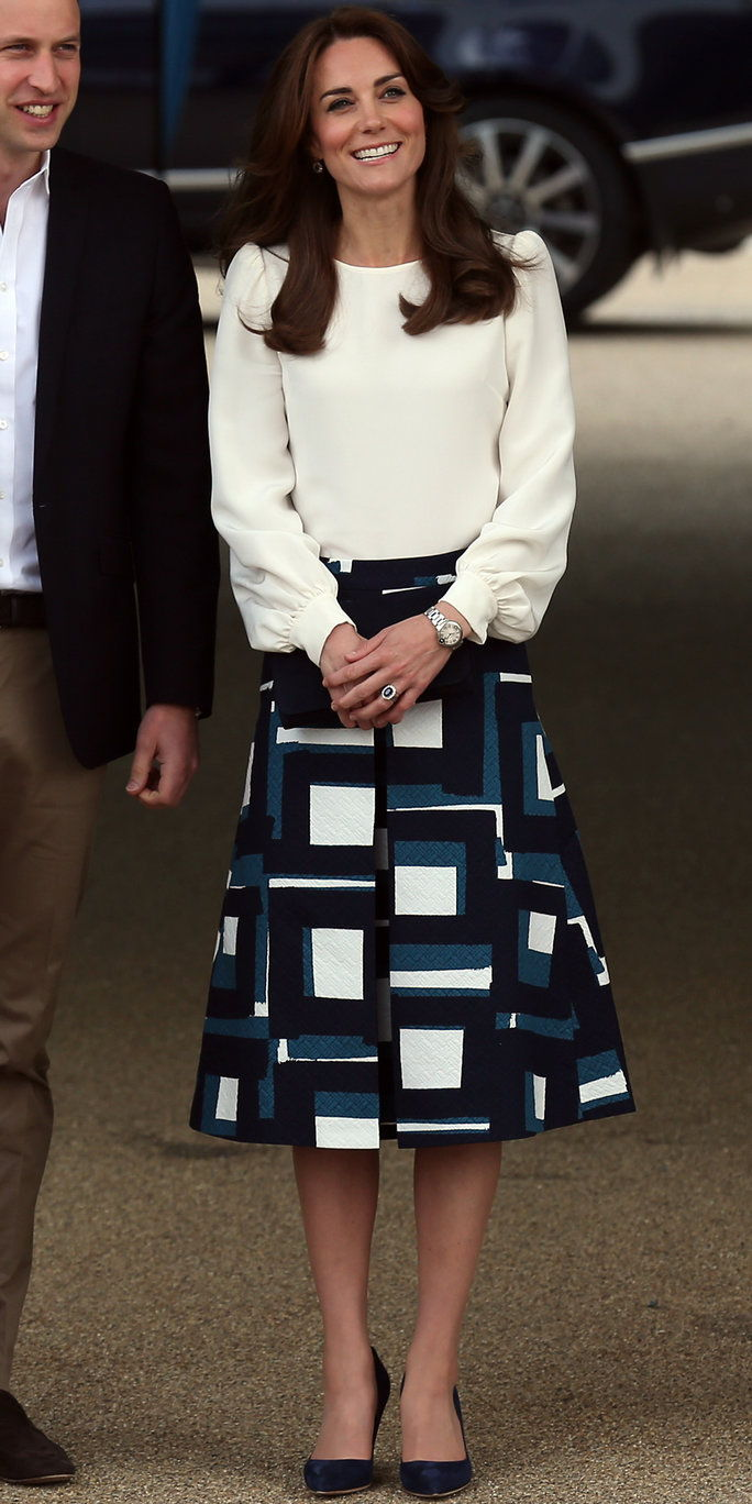 राजकुमार William and Catherine, Duchess of Cambridge attend the official launch of Heads Together at The Olympic Park on May 16, 2016 in London, England.