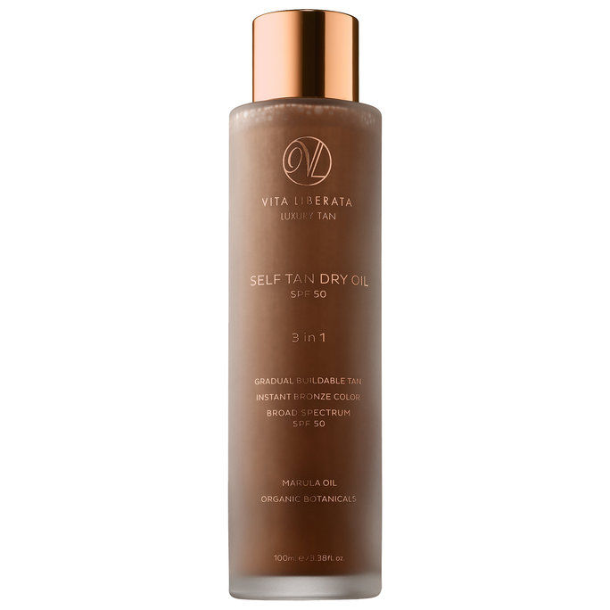 Vita Liberata Self-Tan Dry Oil SPF 50