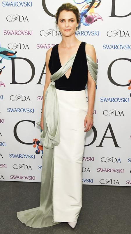 केरी Russell at 2014 CFDA