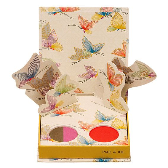 พอล & Joe 100 Papillons de Printemps Palette