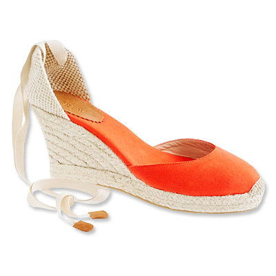 J.Crew - Espadrilles - Summer Entertaining