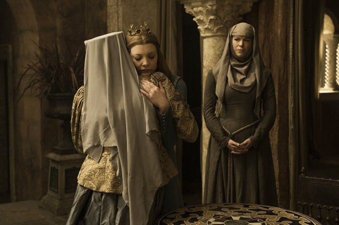 Margaery reveals where her true allegiance lies