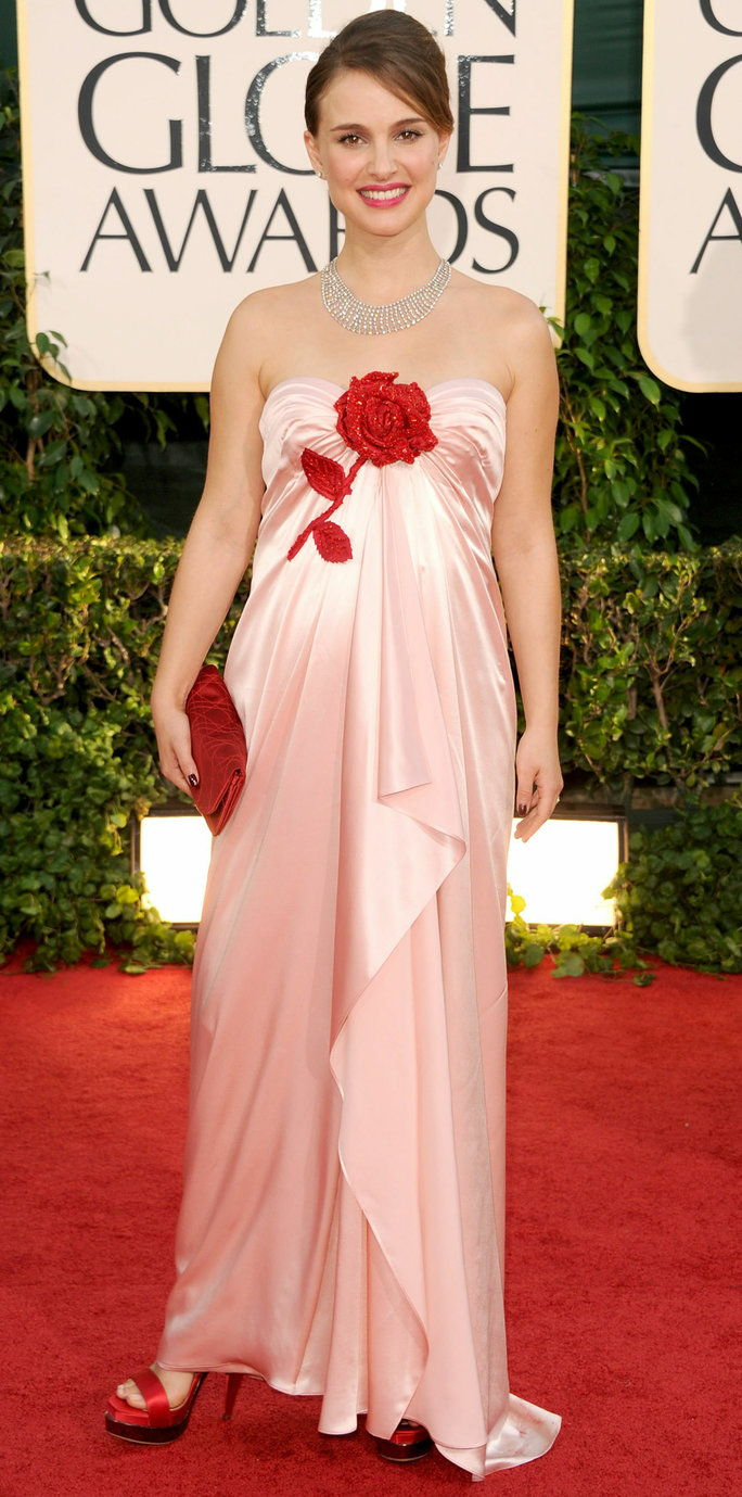 पर the 2011 Golden Globes