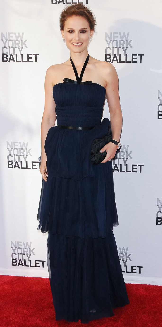 पर the 2012 New York City Ballet Spring Gala