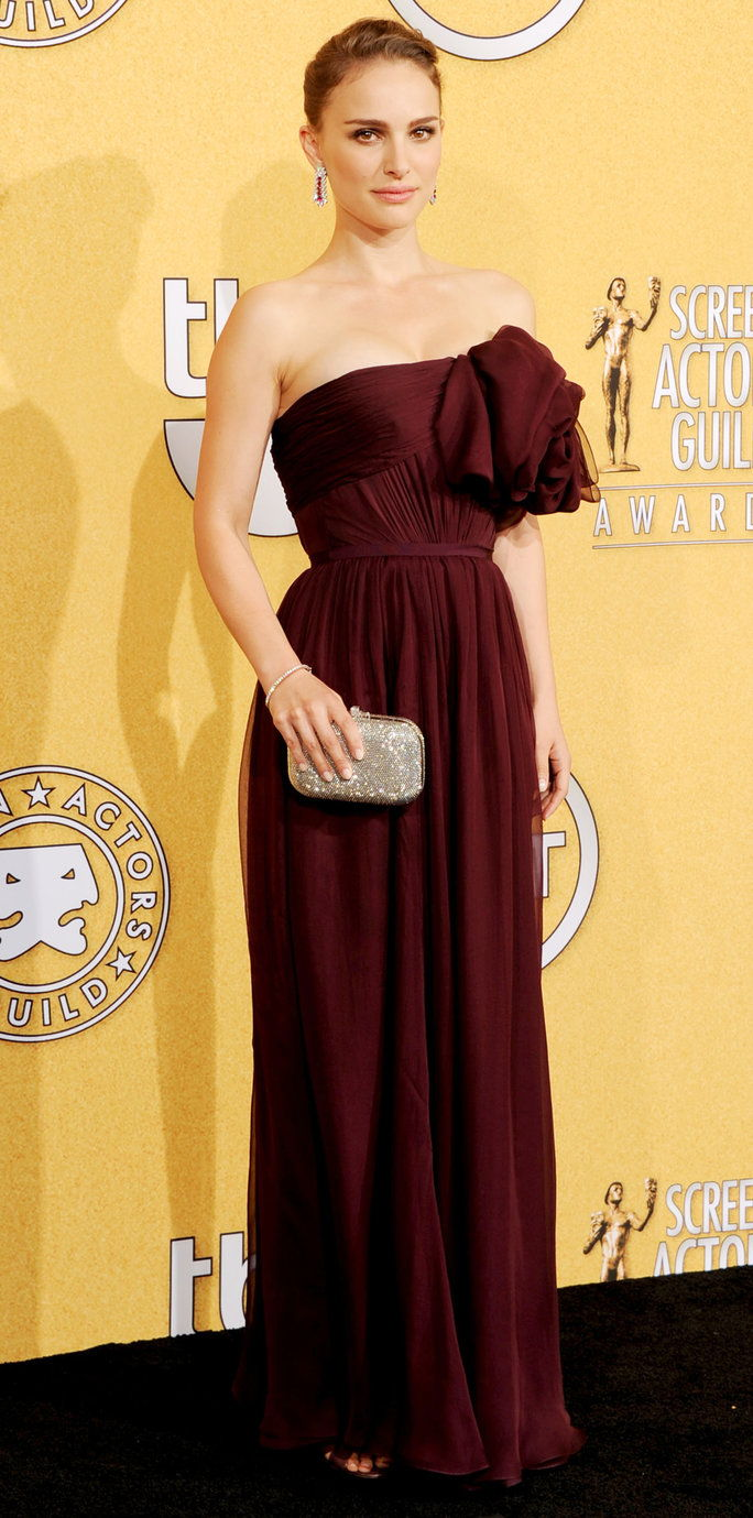 पर the 2012 Screen Actors Guild Awards