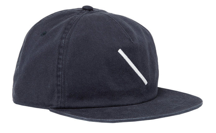 วันเสาร์'s NYC Stanley Embroidered Washed Cotton-Twill Baseball Cap