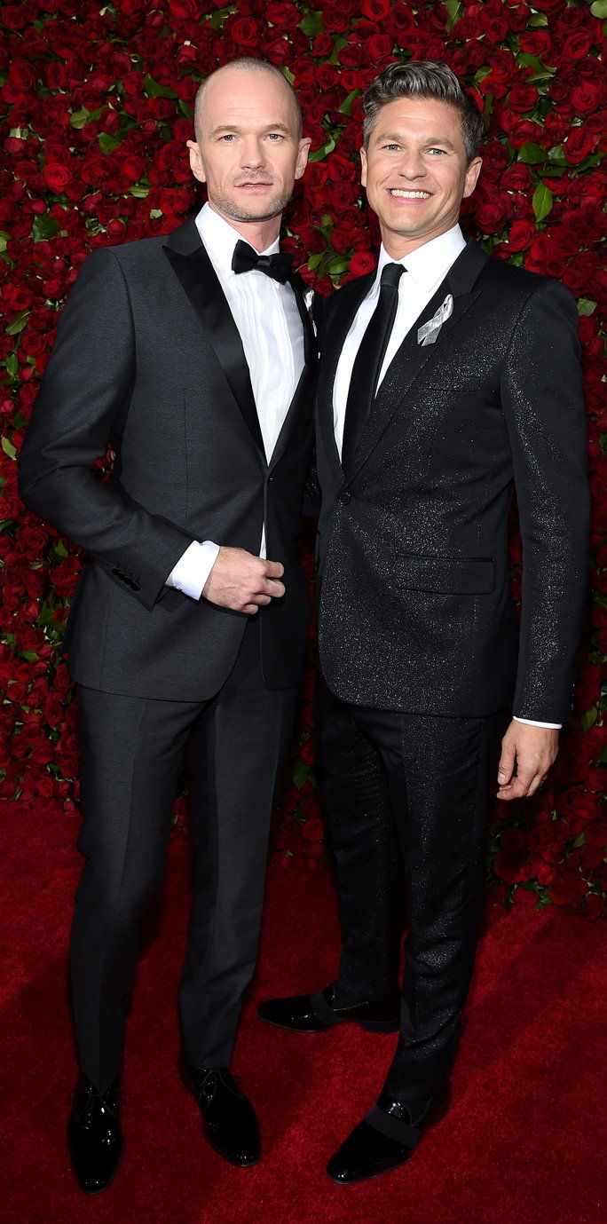 नील Patrick Harris & David Burtka