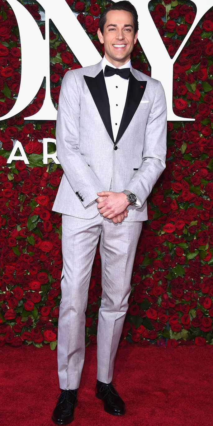 जाकारी Levi attends the 70th Annual Tony Awards at The Beacon Theatre on June 12, 2016 in New York City.
