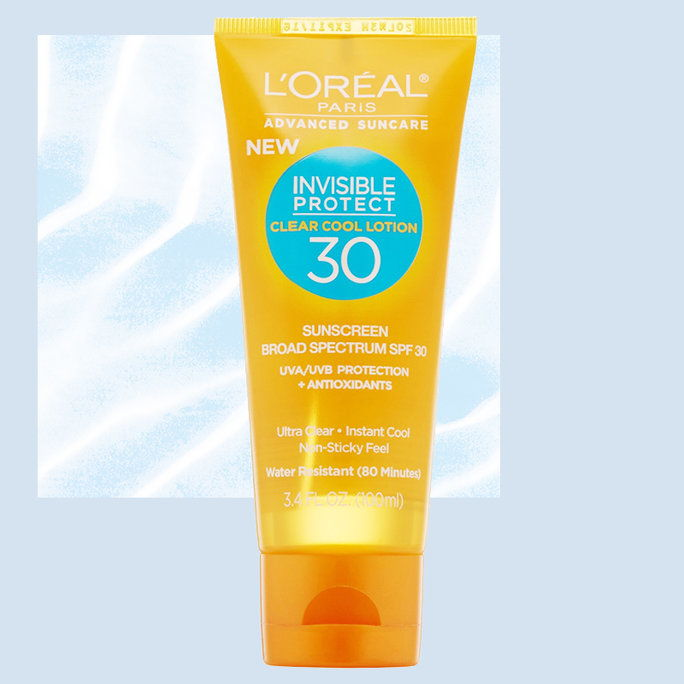 L'Oreal Paris Advanced Suncare Clear Cool Lotion SPF 30
