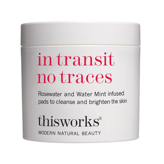इस Works In Transit No Traces