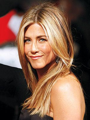 जेनिफर Aniston - Great Hair Styles at Every Age - 40s