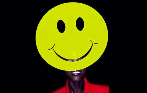 फिलिप Treacy Smiley Face Hat