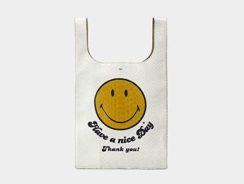 Anya Hindmarch Smiley Face Bag