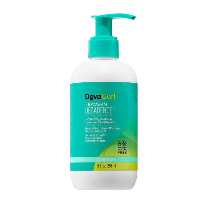 Devacurl Leave-In Decadence Ultra Moisturizing Leave-In Conditioner