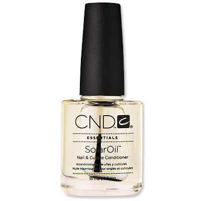 मॉइस्चराइज़र - CND - 10 Ways to the Perfect Pedicure