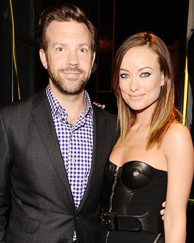 ओलिविया Wilde and Jason Sudeikis
