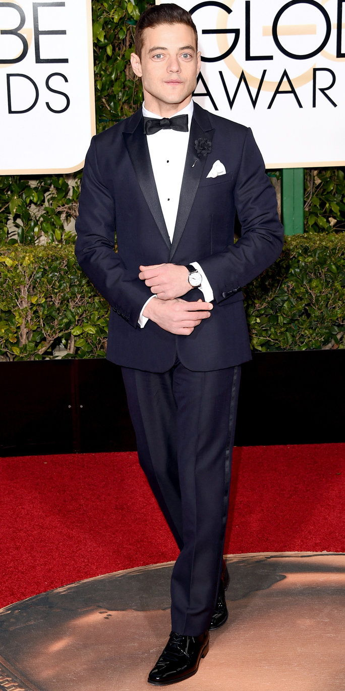 पर the 2016 Golden Globes