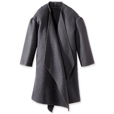 ए Détacher Coat