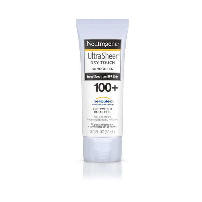 Neutrogena Ultra Sheer Lotion SPF 100