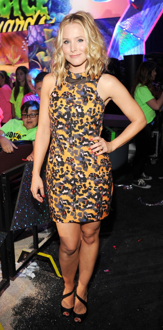 पर the Nickelodeon Kids' Choice Awards