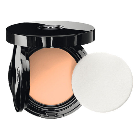 चैनल Vitalumière Aqua Fresh And Hydrating Cream Compact Sunscreen Makeup Broad Spectrum SPF 15