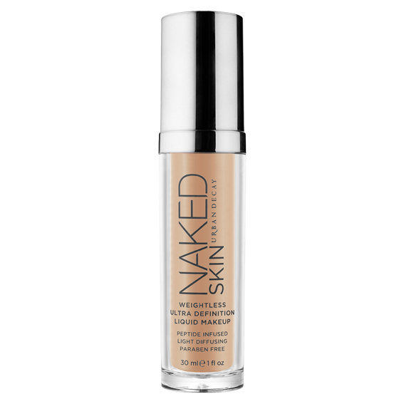 शहरी Decay Naked Skin Weightless Ultra Definition Liquid Makeup