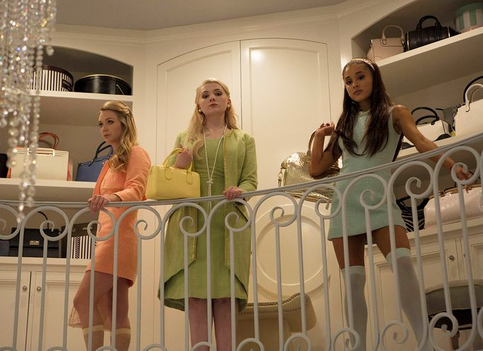 Fashion Brands on Scream Queens