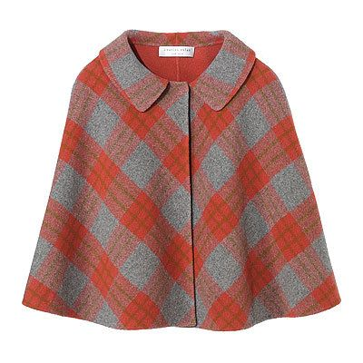 गिरना Trends, Country, Charles Nolan Wool-nylon cape