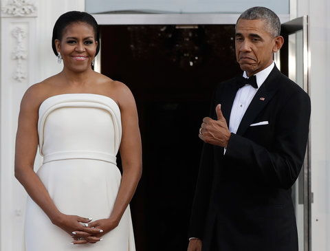 मिशेल Obama White House State Dinner - Embed