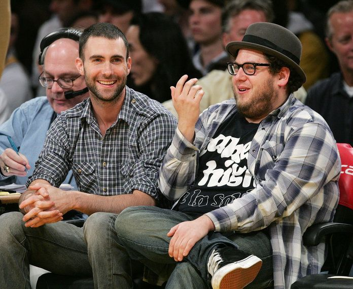 एडम Levine and Jonah Hill